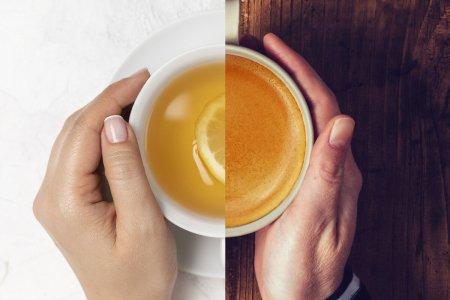 Tè o caffè: quale scegliere? Differenze e benefici per la salute