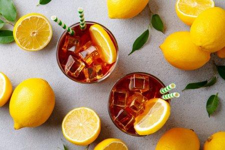 Tè freddo: tutti i modi per prepararlo