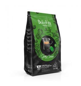 Box Dolce Vita GRAN CREMA A Modo Mio®* compatible 128cps.