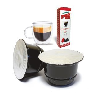 Box Dolce Vita INTENSO Caffitaly®* compatible 80cps.