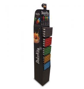 Dolcevita Display Shop Nespresso 1000cps
