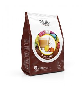 Box Dolce Vita ALMOND MACARON Dolce Gusto®* compatible 64cps.
