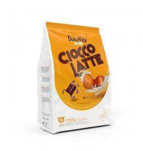 Box Dolce Vita CIOCCOLATTE Dolce Gusto®* compatible 64cps.
