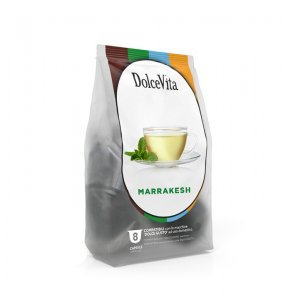 Box Dolce Vita MARRAKESH Dolce Gusto®* compatible 64cps.