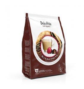 Scatola Dolce Vita Dolce Gusto®* MAXIGINSENG DOLCE 64pz.