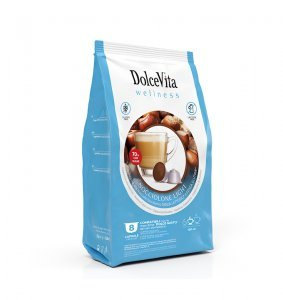 Box Dolce Vita NOCCIOLONE LIGHT Dolce Gusto®* compatible 64cps.