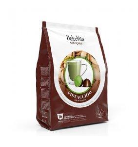 Box Dolce Vita PISTACHIO COFFEE Dolce Gusto®* compatible 64cps.