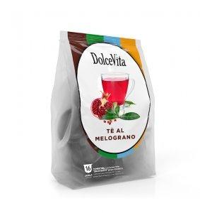 Box Dolce Vita TE' AL MELOGRANO Dolce Gusto®* compatible 64cps.