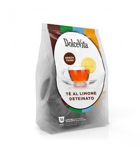 Box Dolce Vita THEINE-FREE LEMON TEA Dolce Gusto®* compatible 64cps.