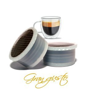 Box Dolce Vita GRAN GUSTO Espresso Point®* compatible 100cps.