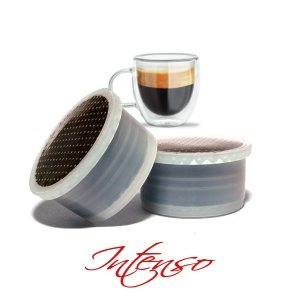 Box Dolce Vita INTENSO Espresso Point®* compatible 100cps.