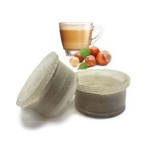 Box Dolce Vita NOCCIOLINO Espresso Point®* compatible 50cps.