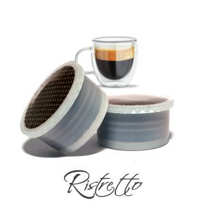 Box Dolce Vita RISTRETTO Espresso Point®* compatible 100cps.