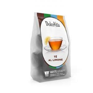 Box Dolce Vita LEMON TEA Lavazza Firma®* compatible 96cps.