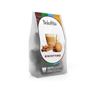 Box Dolce Vita BISCOTTINO SPECULOOS Lavazza Firma®* compatible 96cps.