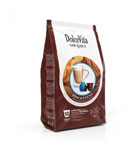 Box Dolce Vita BISCOTTINO Nespresso®* compatible 100cps.