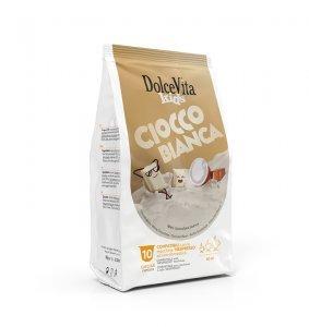 Box Dolce Vita CIOCCOBIANCA Nespresso®* compatible 100cps.