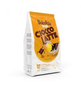 Box Dolce Vita CIOCCOLATTE Nespresso®* compatible 100cps.