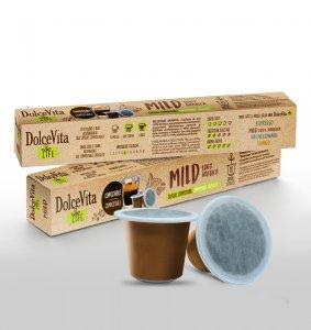 Scatola Dolce Vita Nespresso®* Compostabile MILD 200pz.