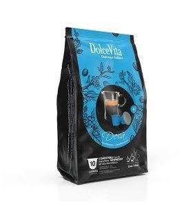 Box Dolce Vita DECAFFEINATO Nespresso®* compatible 100cps.