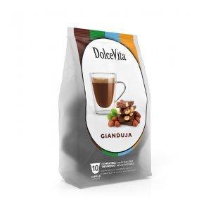 Box Dolce Vita GIANDUJA Nespresso®* compatible 100cps.