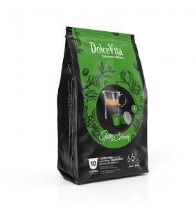 Box Dolce Vita GRAN CREMA Nespresso®* compatible 100cps.