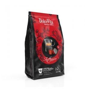 Box Dolce Vita INTENSO Nespresso®* compatible 100cps.