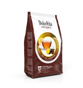 Box Dolce Vita LEMON TEA Nespresso®* compatible 100cps.