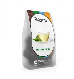 Box Dolce Vita MARRAKESH Nespresso®* compatible 100cps.