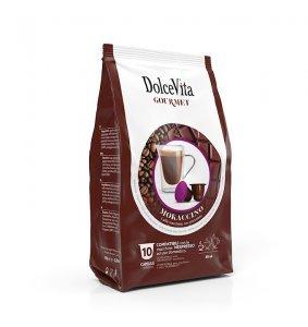 Box Dolce Vita MOKACCINO Nespresso®* compatible 100cps.