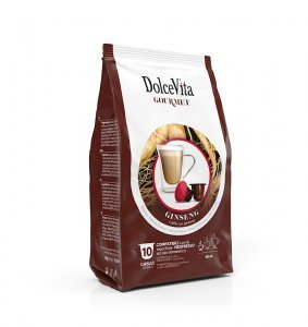 Box Dolce Vita SUGARED GINSENG Nespresso®* compatible 100cps.