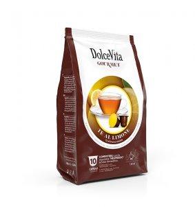 Scatola Dolce Vita Nespresso®* TE' AL LIMONE 100pz.