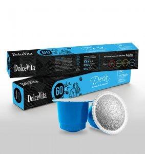 Box Dolce Vita DECAFFEINATO Nespresso®* compatible 200cps.