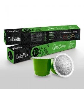 Box Dolce Vita GRAN CREMA Nespresso®* compatible 200cps.