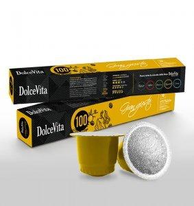 Box Dolce Vita GRAN GUSTO Nespresso®* compatible 200cps.