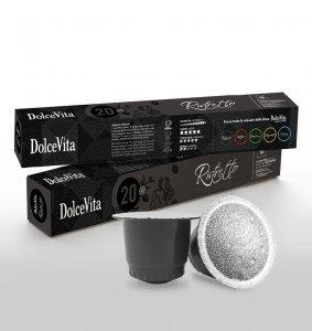 Box Dolce Vita RISTRETTO Nespresso®* compatible 200cps.